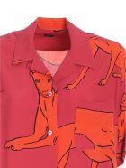 Paul Smith Shirt - Fuchsia
