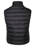Givenchy Mid Logo Padded Gilet - Nero