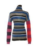 Colville Deep Sleeve Stripe - Blue Blue