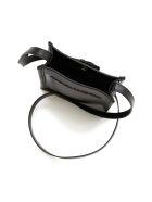 Alexander McQueen Mini Crossbody Bag - Black