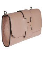 Hogan Basic Maxi Shoulder Bag - Pink