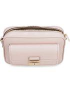 MICHAEL Michael Kors Bradshow Leather Camera Bag - Pale pink