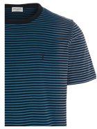 Saint Laurent T-shir T - Multicolor