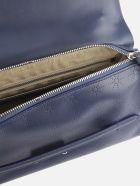 Zanellato Nina Leather Shoulder Bag - Blue