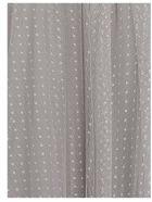Elisabetta Franchi Tulle Skirt - Grey