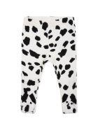 Stella McCartney Kids White Leggings For Baby Kids - White