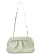 THEMOIRè Bios Faux Leather Clutch - green