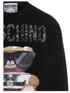 Moschino 'teddy' Sweatshirt - Black