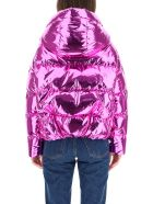 Bacon Cloud Laminated Down Jacket - FUXIA (Fuchsia)
