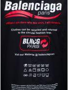 Balenciaga L/s Large Fit Shirt - Black