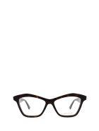 Bottega Veneta Bottega Veneta Bv1096o Havana Glasses - Havana