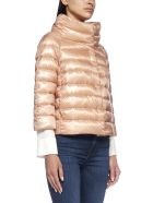 Herno Down Jacket - Rosa albicocca