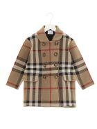 Burberry 'cora' Coat - Multicolor