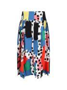 Stella McCartney Kids Multicolor Skirt For Girl - Multicolor