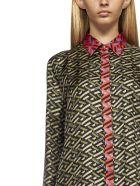 Versace Shirt - Nero militare