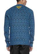 Prada Sweater - Turchese nero