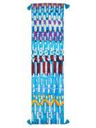 Le Botteghe su Gologone Runner Colores 140x50 Cm - Fantasy Cyan