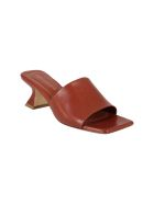 Aldo Castagna Flat Shoes - Toast Marrone