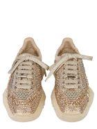 Jimmy Choo Diamond Sneakers - ORO