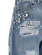 Pinko Maddie Mom Jeans - Azzurro-denim