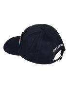 Dsquared2 Logo Patched Baseball Cap - Navy