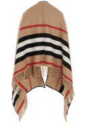 Burberry 'icon Stripe Pocket' Cape - Multicolor