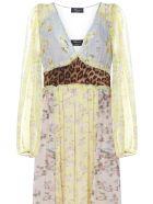 Blumarine Long Dress - Multicolor