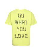 Golden Goose Artu Oversize Cotton T-shirt