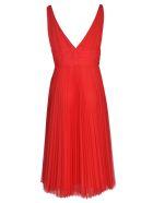 Anna Molinari Dress - Cherry