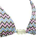 M Missoni Geometric Printed Bikini In Synthetic Jersey - Multicolor