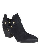 Michael Kors Pamela Boots - Black