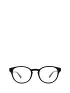 Gucci Gucci Gg0827o Black Glasses - Black