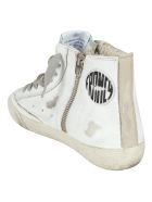 Golden Goose Francy Classic Sneakers - White/Silver