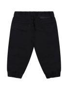 Stella McCartney Kids Black Trouser For Baby Kids - Black