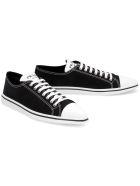 Prada Fabric Low-top Sneakers - NERO