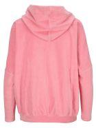 Tom Ford Hooded Fleece - AURORA PINK