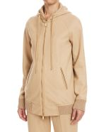 Kiton Shirt Cashmere - CAMEL