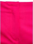 Jacquemus Le Pantalon Pinu Wool Blend Pink Trousers - Pink