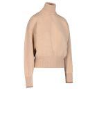 Victoria Beckham Sweater - Beige