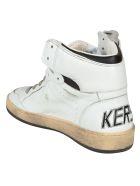 Golden Goose Sky Star Sneakers - White/Black