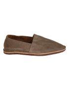 Brunello Cucinelli Round Toe Classic Slip-on Sneakers - Coco