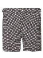 Alexander McQueen Skull Shorts - Nero