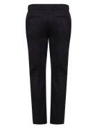 Givenchy Cotton Trousers - Nero