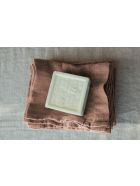 Once Milano Heavy Linen Hand Towels - Rose