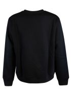 Christian Dior Logo Print Sweatshirt - Blue