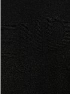 Fendi Black Lurex Sweatshirt - BLACK