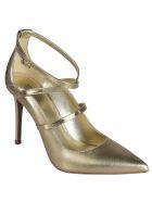 Michael Kors High-heeled shoe - Pale gold