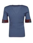 Chloé Zaffer T-shirt - Azzurro
