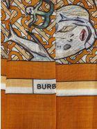 Burberry Scarf - Orange