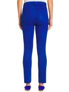 Kiton Jns Trousers Cotton - BLUETTE